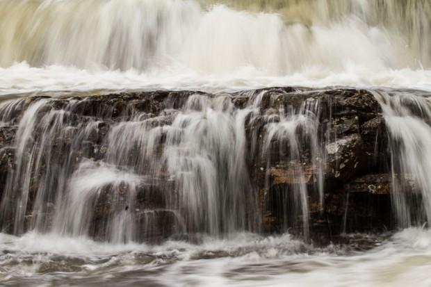 Vårflod i Ljusnan-4